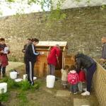 Pavillon de compostage de 2.5 m3 (25 foyers)